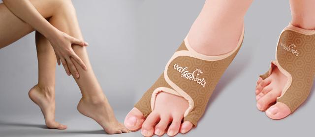 Валгосокс - носки от косточки