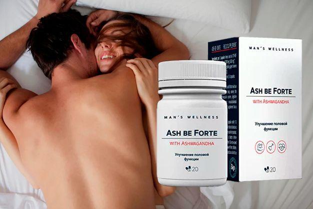 купить Ash be Forte (Аш би Форте) - капсулы для улучшения потенции