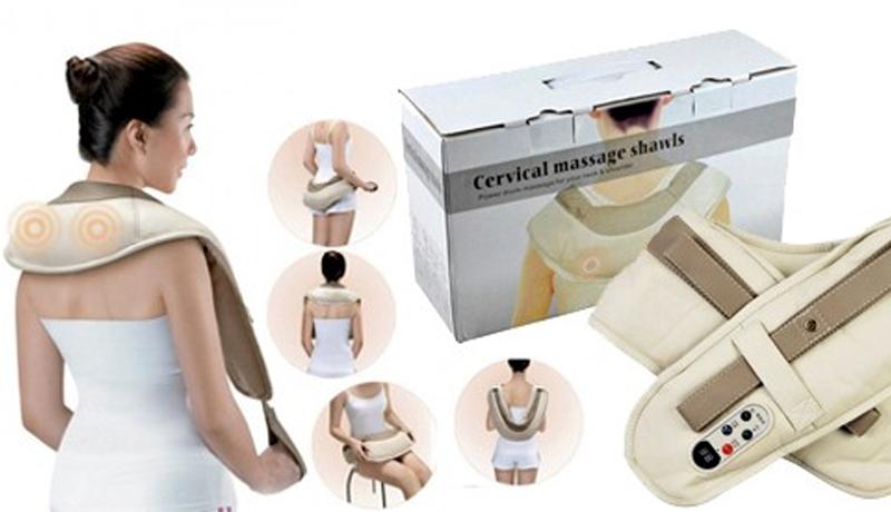купить Массажер Cervical Massage Shawls
