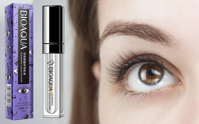 купить BIOAQUA Nourishing Liquid Eyelashes - сыворотка для роста ресниц