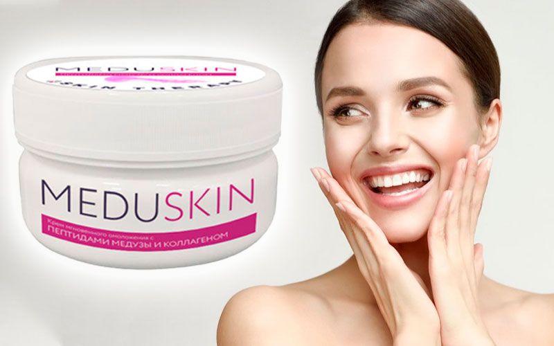 купить Meduskin (Медускин) - крем для мгновенного омоложения
