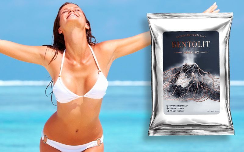 купить Bentolit (Бентолит) - растворимый напиток для похудения