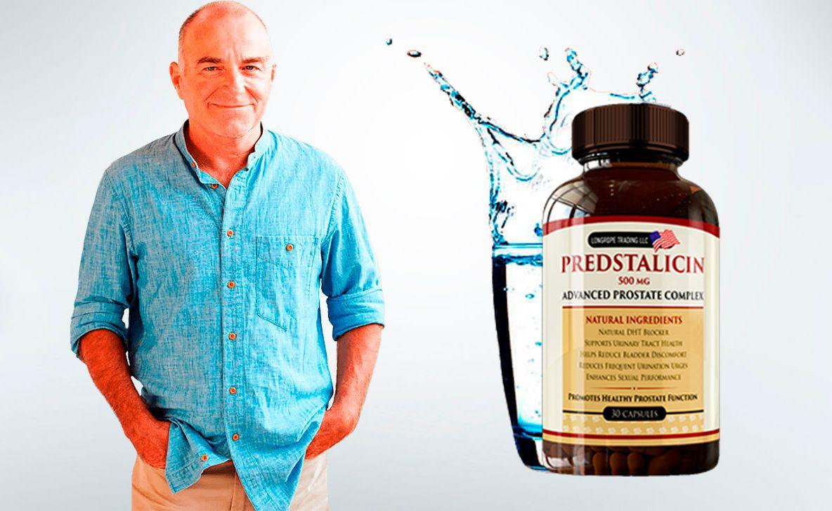 Predstalicin - капсулы для мужчин купить недорого