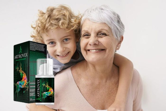 Artrovex - биокрем для суставов купить