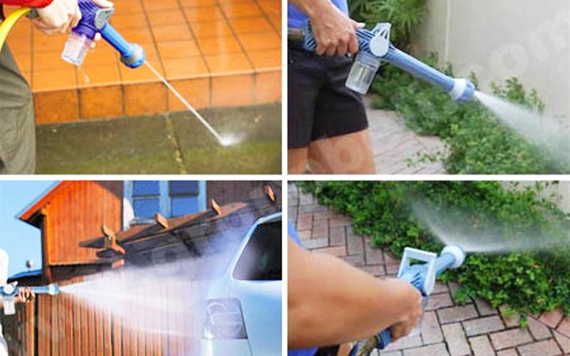 купить Насадка-распылитель воды Water Cannon (Вотер Канон)