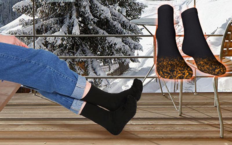 """купить Термоноски """"Аляска""""- носки для максимального комфорта"""