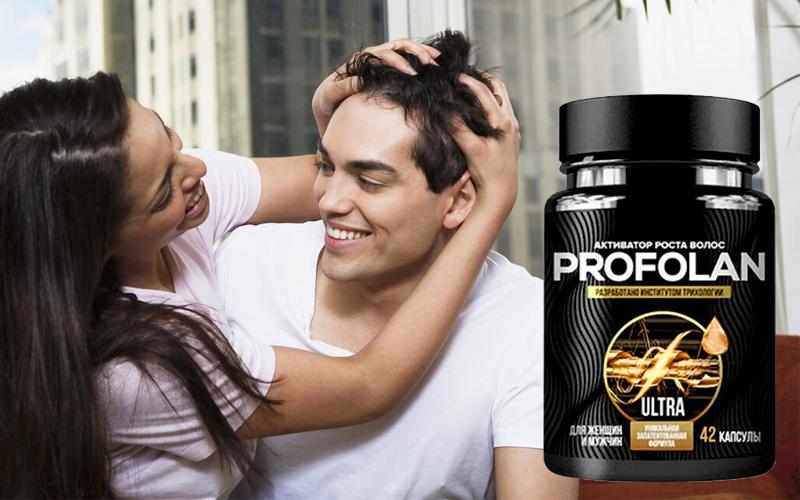 купить Profolan (Профолан) - капсулы для восстановления волос