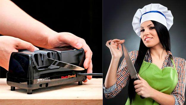 купить Chef's Choice (Чиф Чоиз) - электрическая ножеточка