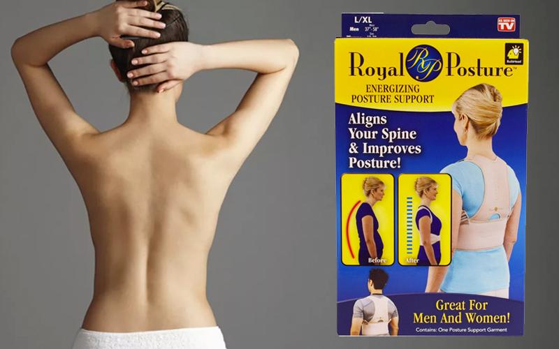 купить Royal Posture (Роял Постур) - корректор осанки