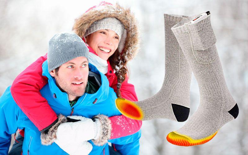 купить Vimage (Вимаж) - носки с подогревом