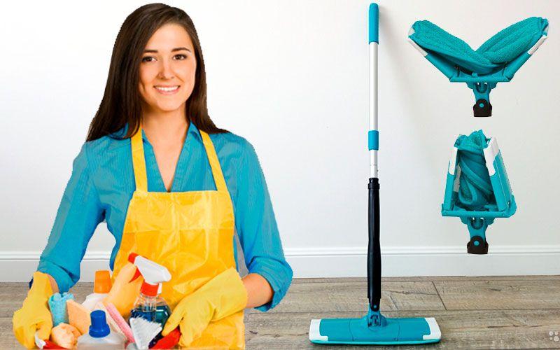 купить Titan Twist Mop (Титан Твист Моп) - инновационная швабра с отжимом