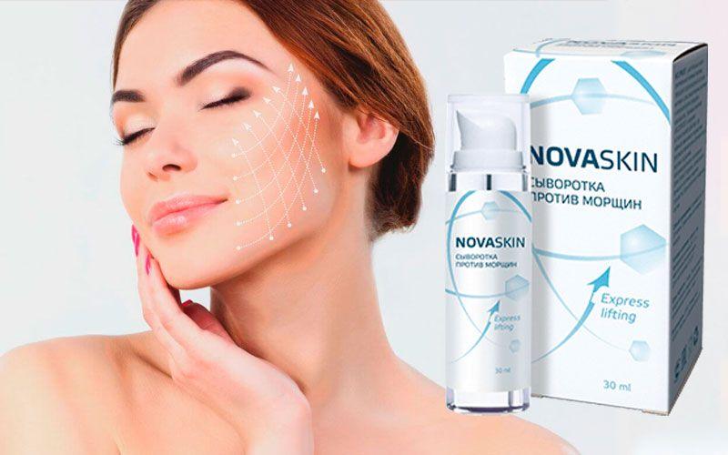 купить Novaskin (Новаскин) - сыворотка против морщин