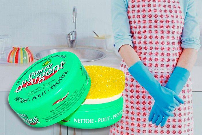 PIERRE D'ARGENT чистящее средство купить