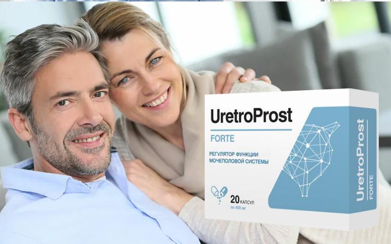 купить UretroProst (УретроПрост) - против хронического простатита