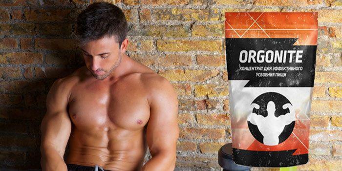 купить Оргонайт – концентрат для увеличения мышечной массы