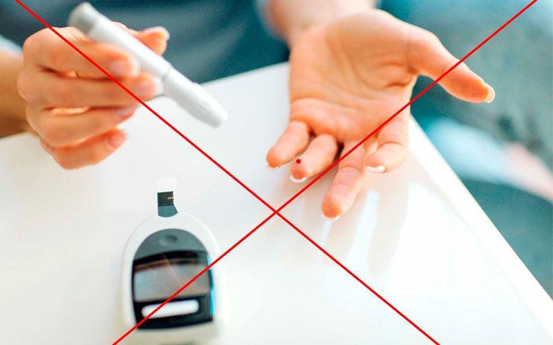 глюкометр без прокалывания кожи