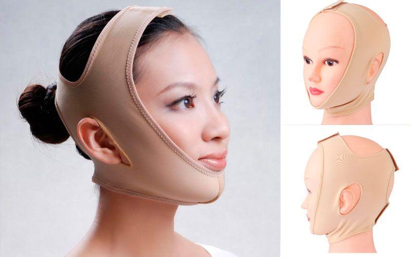 купить Инновационная Маска-Бандаж для омоложения и подтяжки лица
