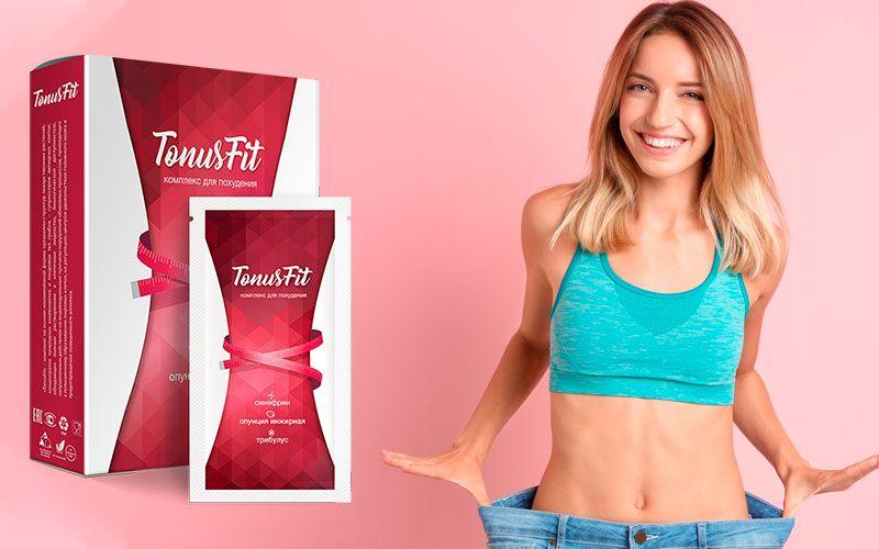 купить TonusFit (ТонусФит) - комплекс для похудения