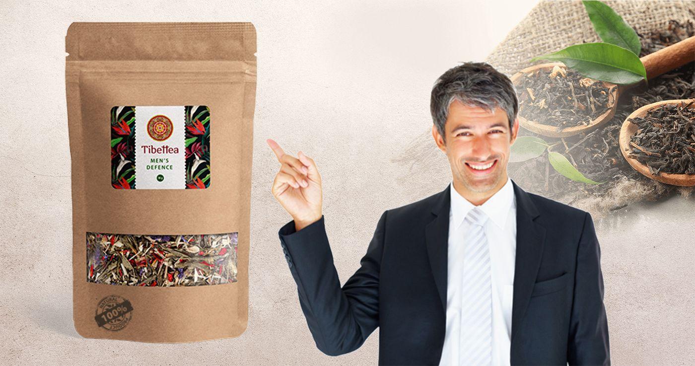 купить TIBETTEA - тибетский чай для потенции