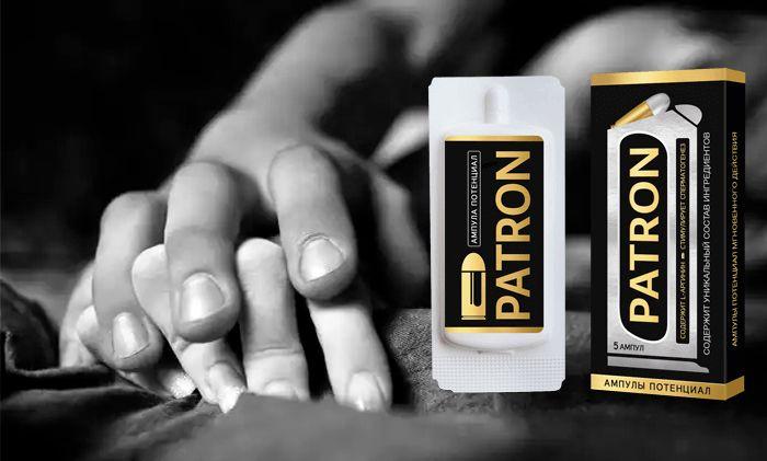 купить Patron (Патрон) - средство для эрекции