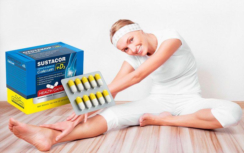 купить Sustacor (Сустакор) - для суставов