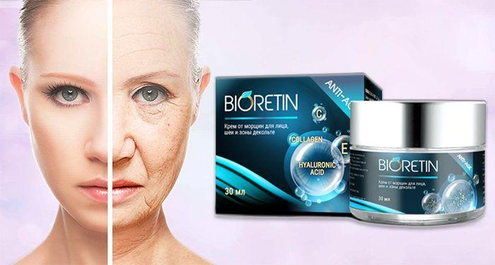 купить Bioretin - омолаживающий крем