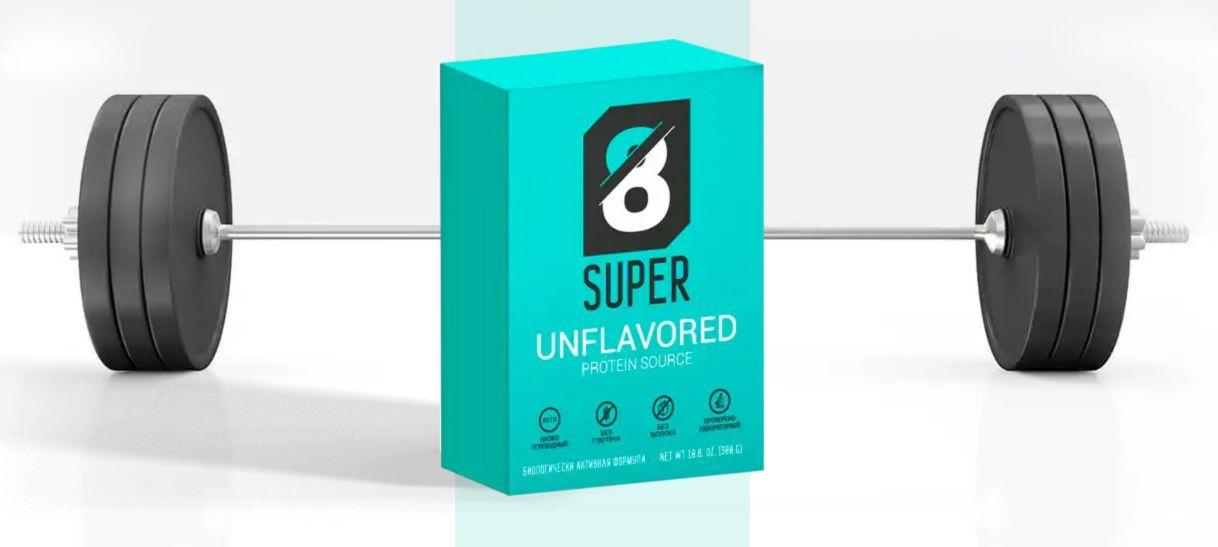 купить SUPER 8 (Супер 8) - Витаминно-минеральный комплекс для спортивного питания