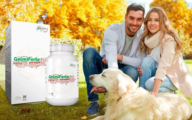 купить Gelmiforte (Гельмифорте) - средство от паразитов