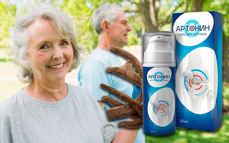 купить Артонин (Artonin) - крем для суставов