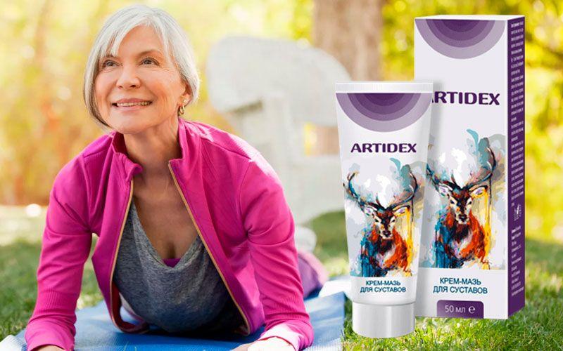 купить Artidex (Артидекс) - крем-мазь для суставов