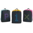 Pix (Пикс) - цифровой рюкзак с LED экраном