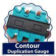 Contour Duplication Gauge - измеритель контура