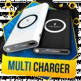 MULTI CHARGER - беспроводная зарядка