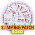 Slimming Patch Soso (Слиммин патч Сосо) - пластыри для похудения