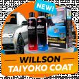 WILLSON TAIYOKO COAT (Виллсон Тайоко Коат) - жидкое стекло для вашего автомобиля