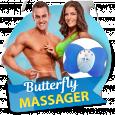 Butterfly massager - массажер