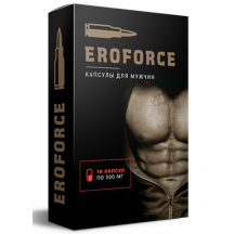 EroForce (ЭроФорсе) - капсулы для потенции