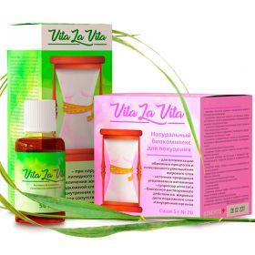 Комплекс для похудения Vita la Vita