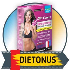 Трёхфазное средство для снижения веса Dietonus