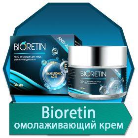 Омолаживающий крем Bioretin