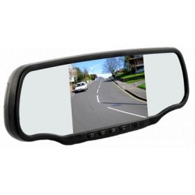 Car DVR Mirror