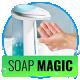 Soap Magic (Соап Меджик) - сенсорный дозатор мыла