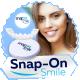 SNAP-ON SMILE (Снеп он смайл) - Съемные виниры для красивой улыбки