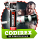 CODIREX (Кодирекс) - от алкоголизма
