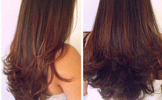 красивые волосы с Bliss hair