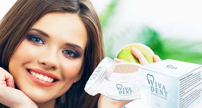 Купить Viva Dent (Вива Дент) - порошок для здоровья зубов и десен