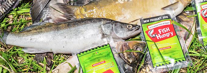 Купить Fish Hungry (Фиш Хангри) - активатор клева