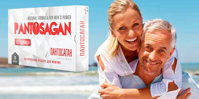 Купить PantoSagan (Пантосаган) – капсулы для потенции