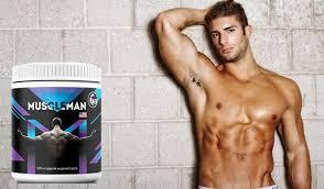 Купить MUSCLEMAN (Мускулмен)- средство для роста мышц