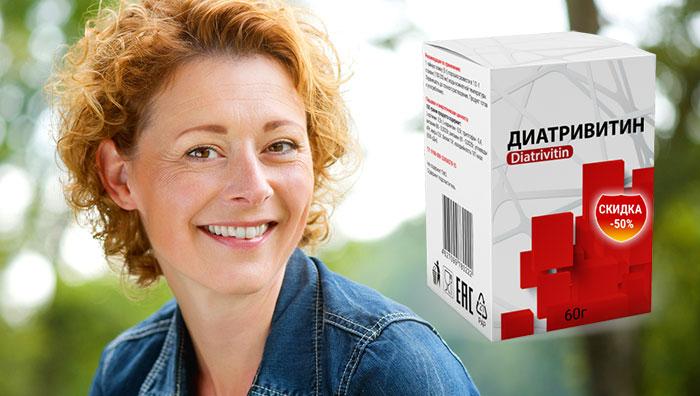 Купить Diatrivitin (Диатривитин) - средство от диабета